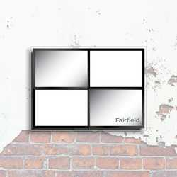 Fairfield LED Wall mounted display 2x2 A3 Landscape